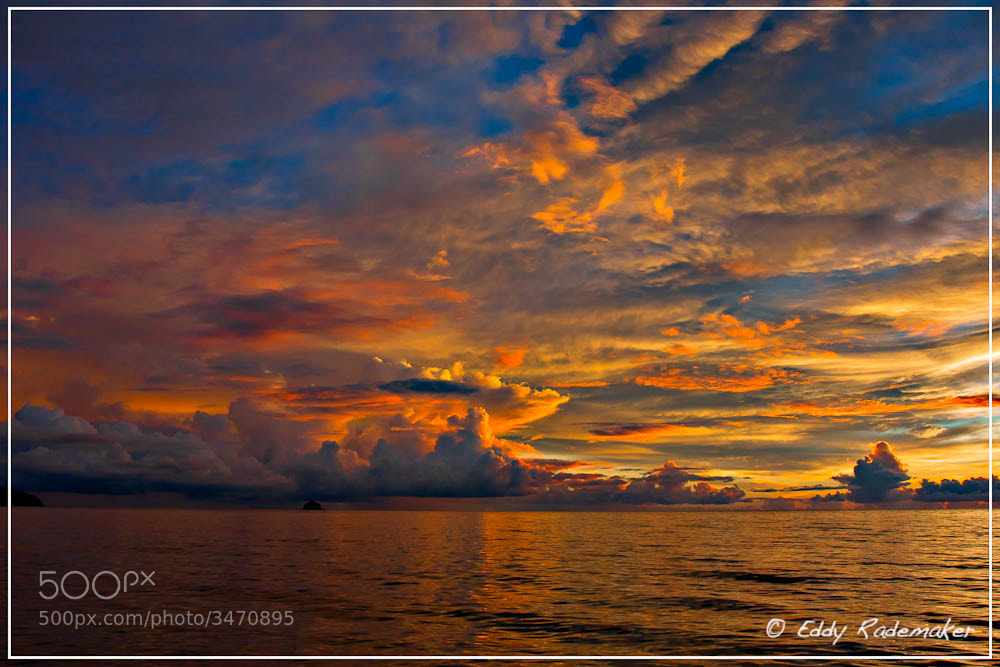 Photograph Palm Cove Sunrise by Eddy Rademaker on 500px