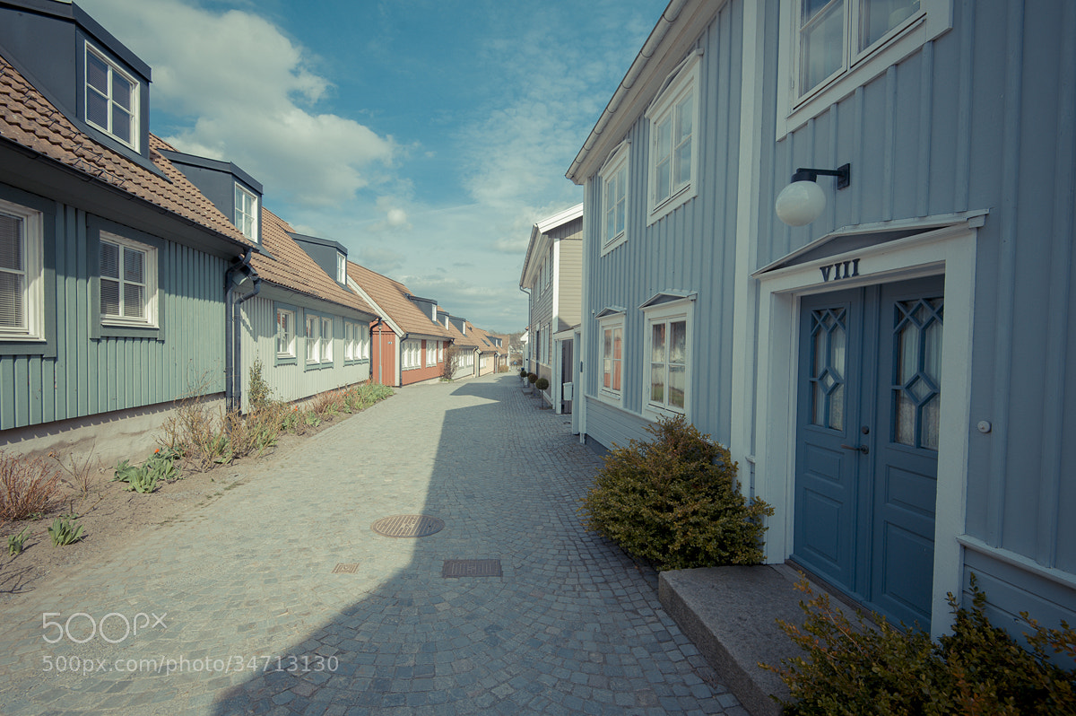 Photograph Old quarters by Kristoffer Håkansson on 500px
