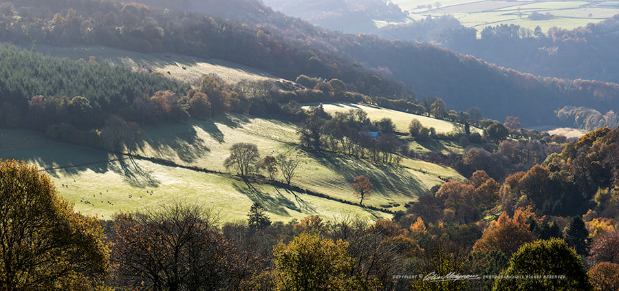 Photograph WYE VALLEY by COLIN MOLYNEUX on 500px
