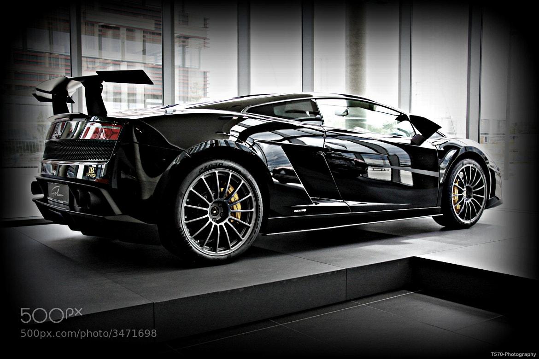 Photograph Lamborghini Gallardo LP 570 4 Blancpain  by Theodor Sarigiannidis on 500px
