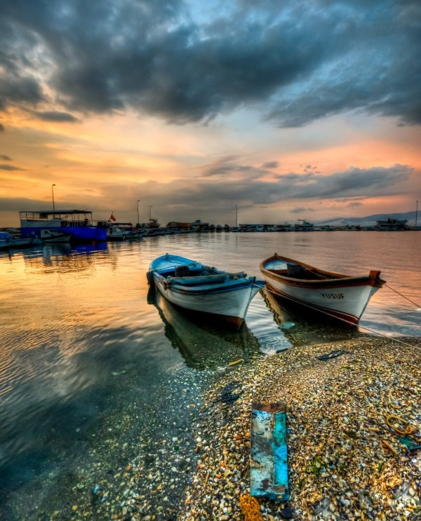 Photograph Boats by Nejdet Duzen on 500px