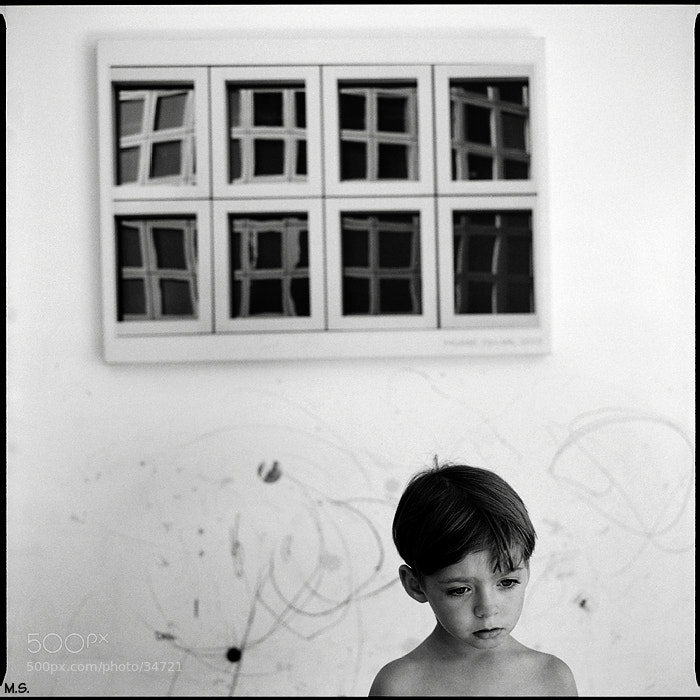Photograph Windows And What's Behind by Michael Spivak on 500px