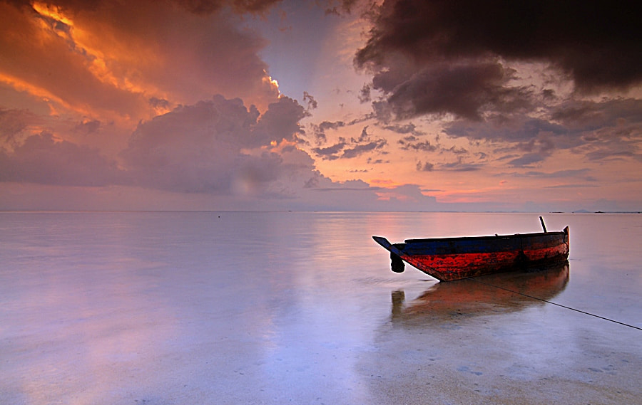 Photograph Still Alone by Iman Hanggi on 500px