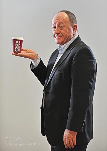 Photograph John Derkach, Costa CEO by Daniel Lewis on 500px