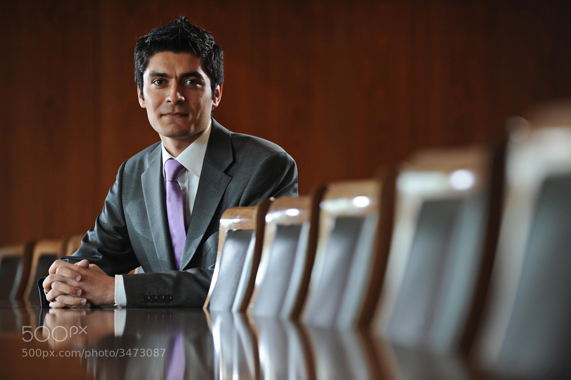 Photograph Portrait/ Merril Lynch, Bank of America by Daniel Lewis on 500px