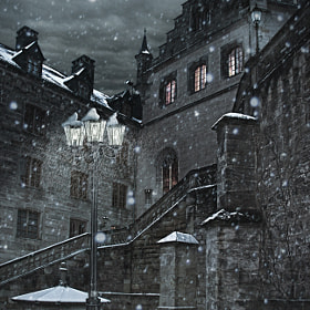 Castle Callenberg by Ronny Welscher (RonnyWelscher)) on 500px.com