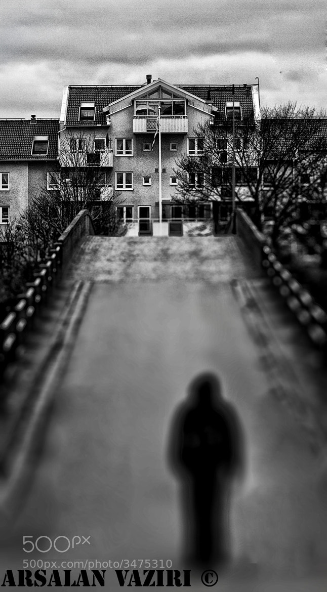 Photograph The Long Walk Home... by Arsalan Vaziri on 500px