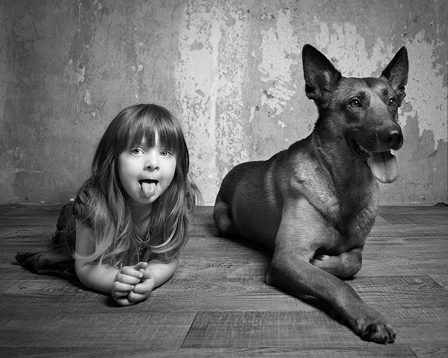 Photograph sit-down by Lotta van Droom on 500px