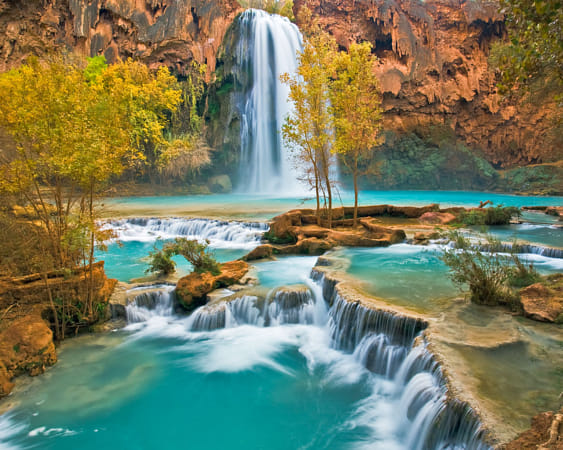 Canyon Oasis by Natta Summerky on 500px