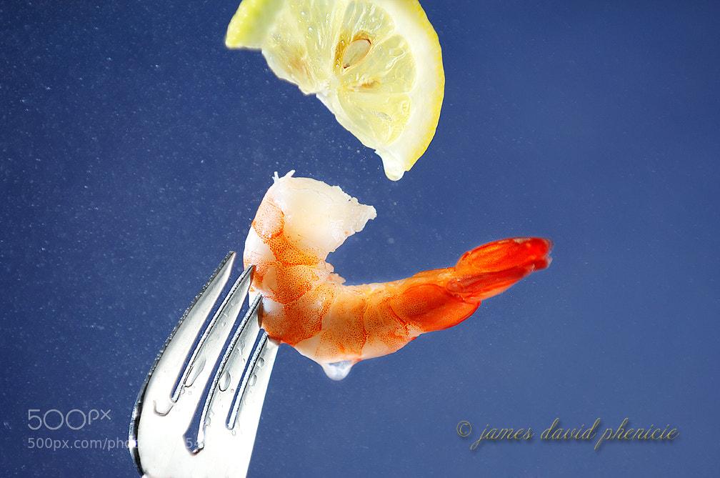 Photograph Food Series:  Shrimp  by James David Phenicie on 500px