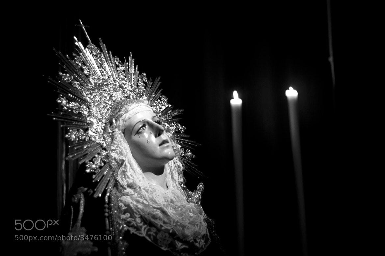 Photograph Virgen de la luz by Ana Asuero on 500px