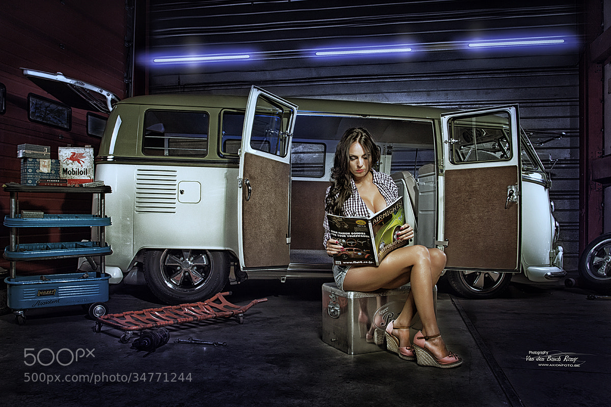 Photograph The Vw T1 by rony vdb on 500px