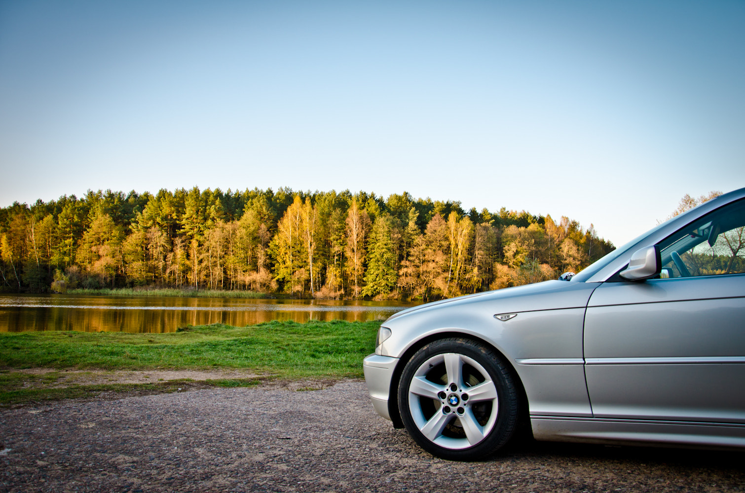 Photograph Nature&Car by Alex Ber on 500px