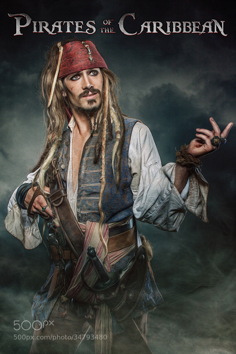Photograph Pirates of the Caribbean by Steve Thewis on 500px