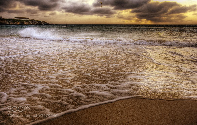 Photograph A pie de playa by César Comino García on 500px