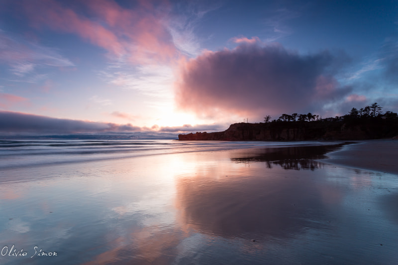 Photograph Beach close to Devils Punch Bowl by Olivier SIMON on 500px
