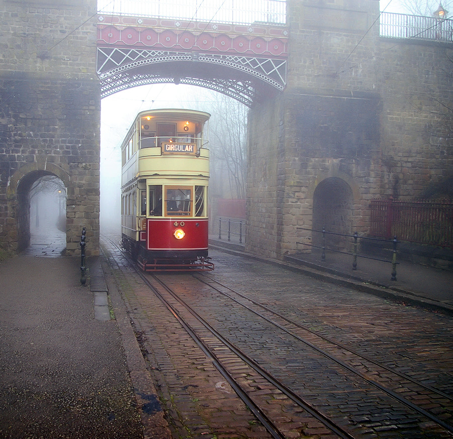 Photograph Foggy Tramway by Terry Cowlishaw on 500px