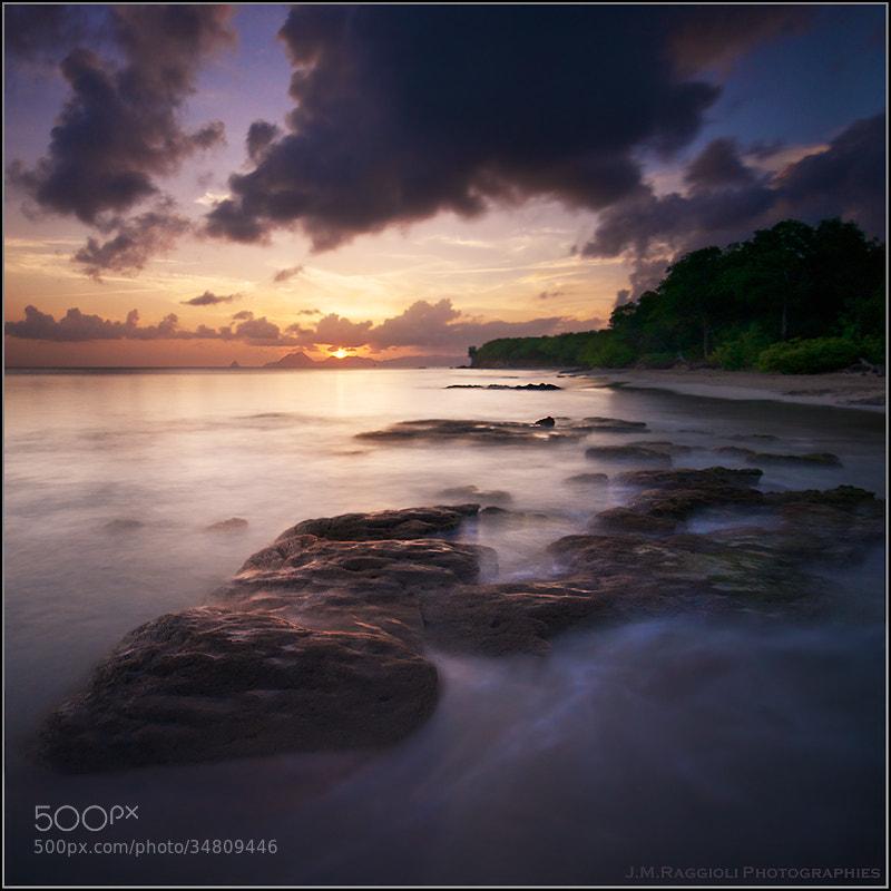 Photograph Martinique Sunset by Jean-Michel Raggioli on 500px