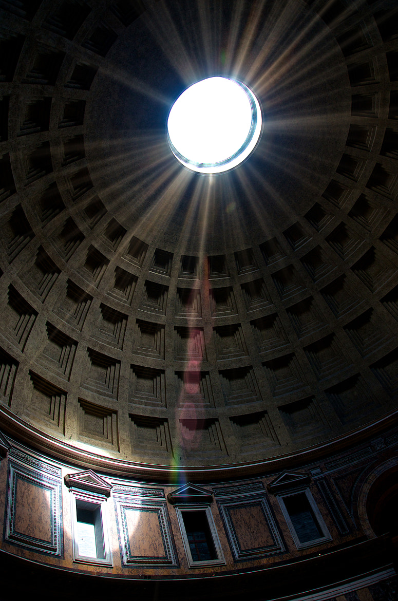 Photograph Pantheon by Domenico Mellozzi on 500px