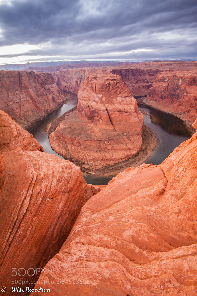 Photograph Horseshoe Bend by Samir Mohanty on 500px
