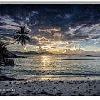 Seychelles - Anse Serve Sunset