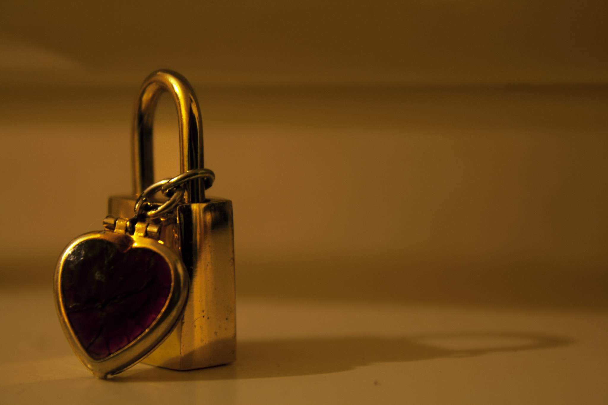 Photograph Locked heart. by Emma Spencer on 500px
