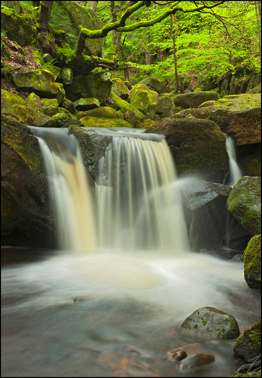 Photograph Burbage Brook by Tony Flashman on 500px