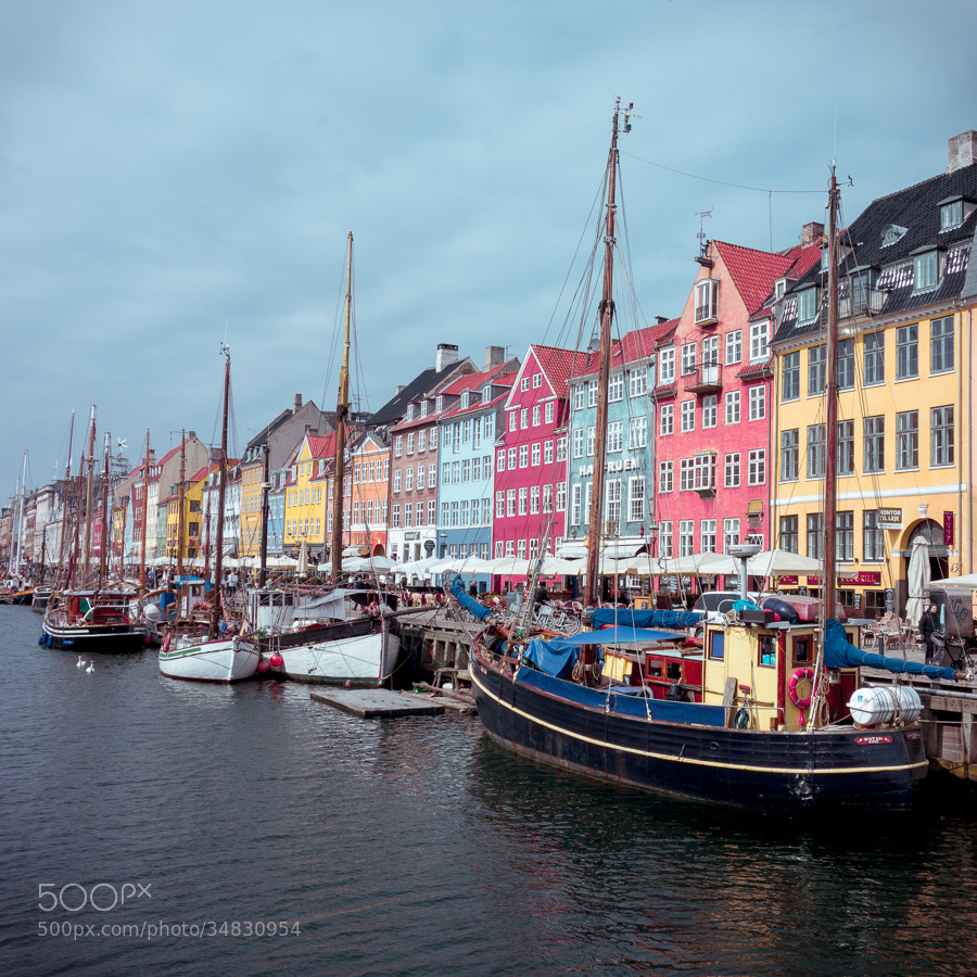 Photograph Copenhagen by Tom O'Donoghue on 500px