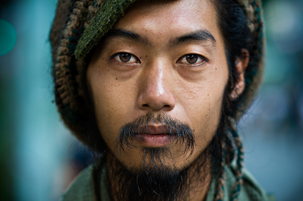 Photograph Stranger #44 by Danny Santos on 500px