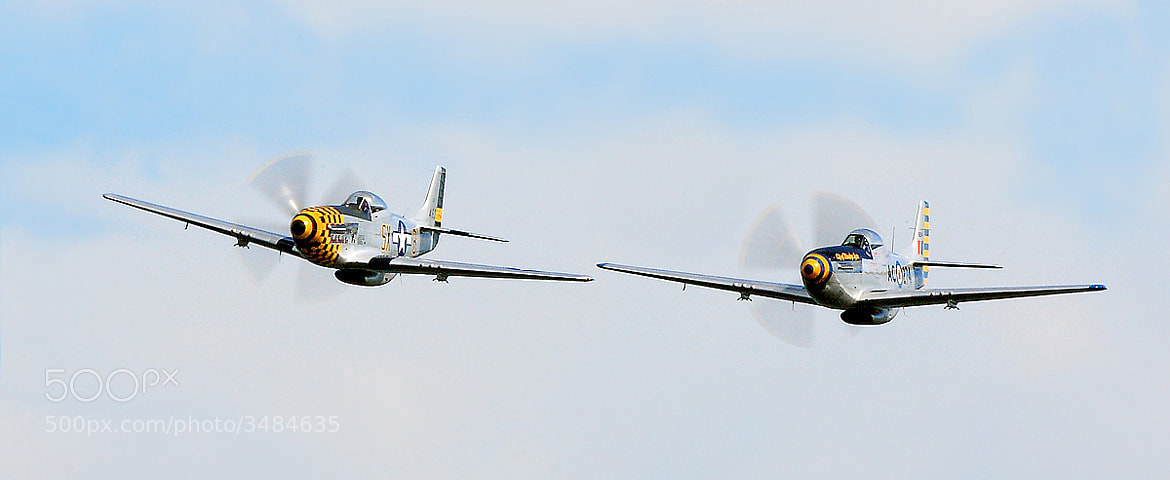 Photograph Old Warbirds  by Mike  Tracy on 500px