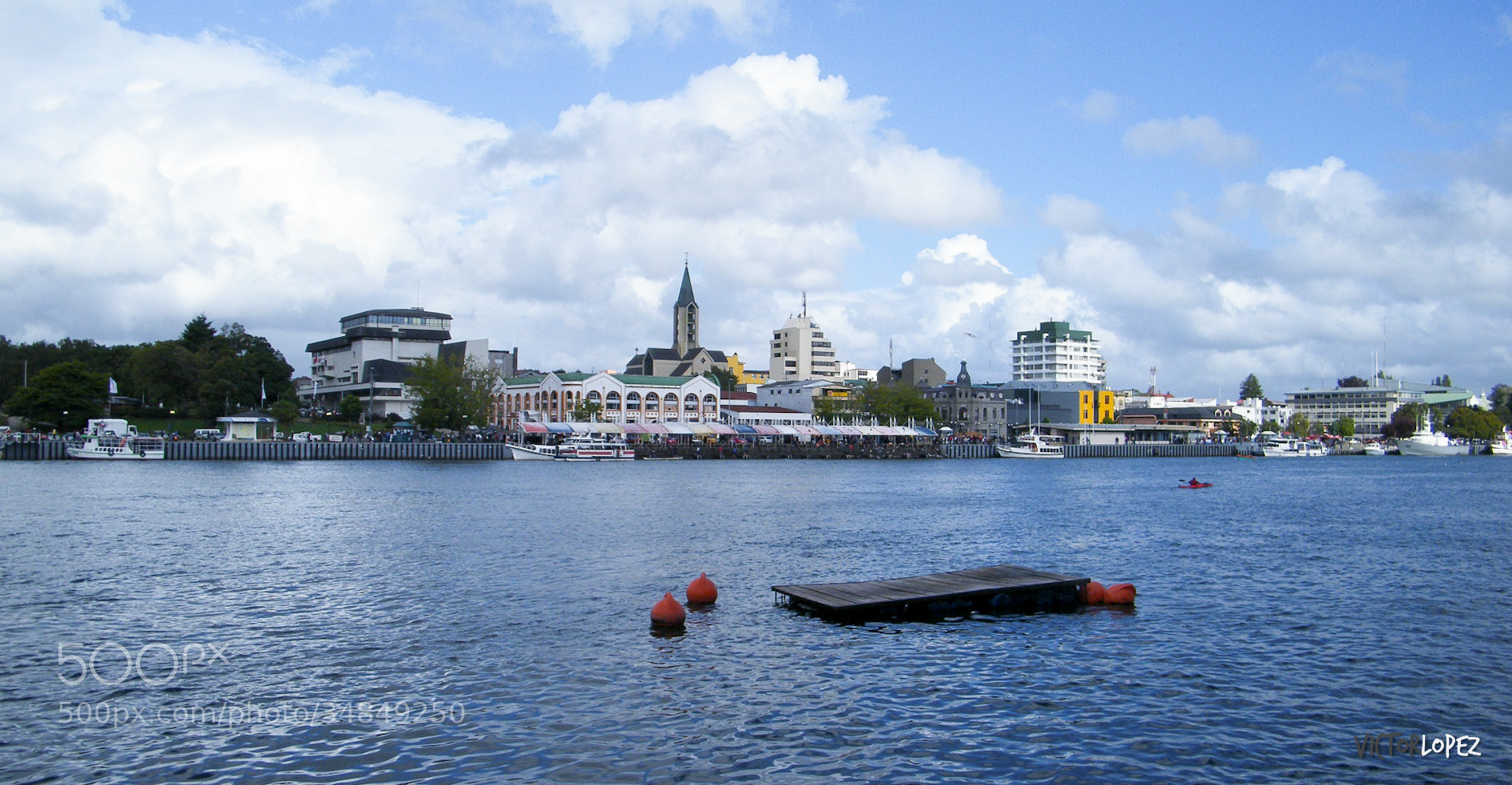 Photograph Valdivia by Victor Lopez on 500px