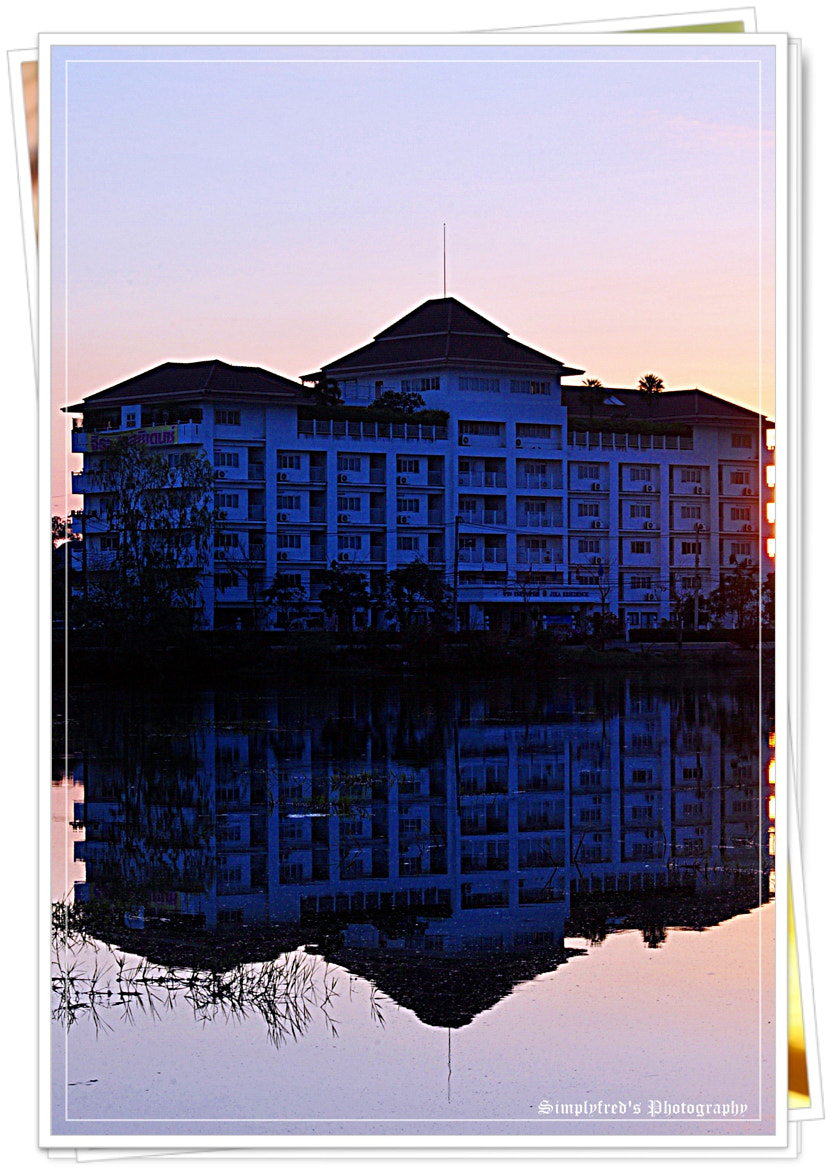 Photograph Reflection by Alfred Quah on 500px
