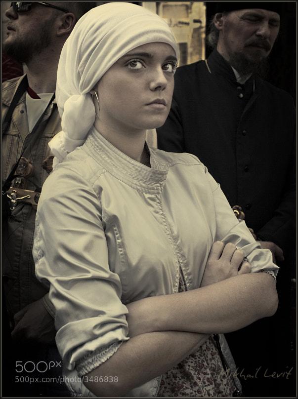 Photograph Portrait of a pilgrim by Mikhail Levit on 500px