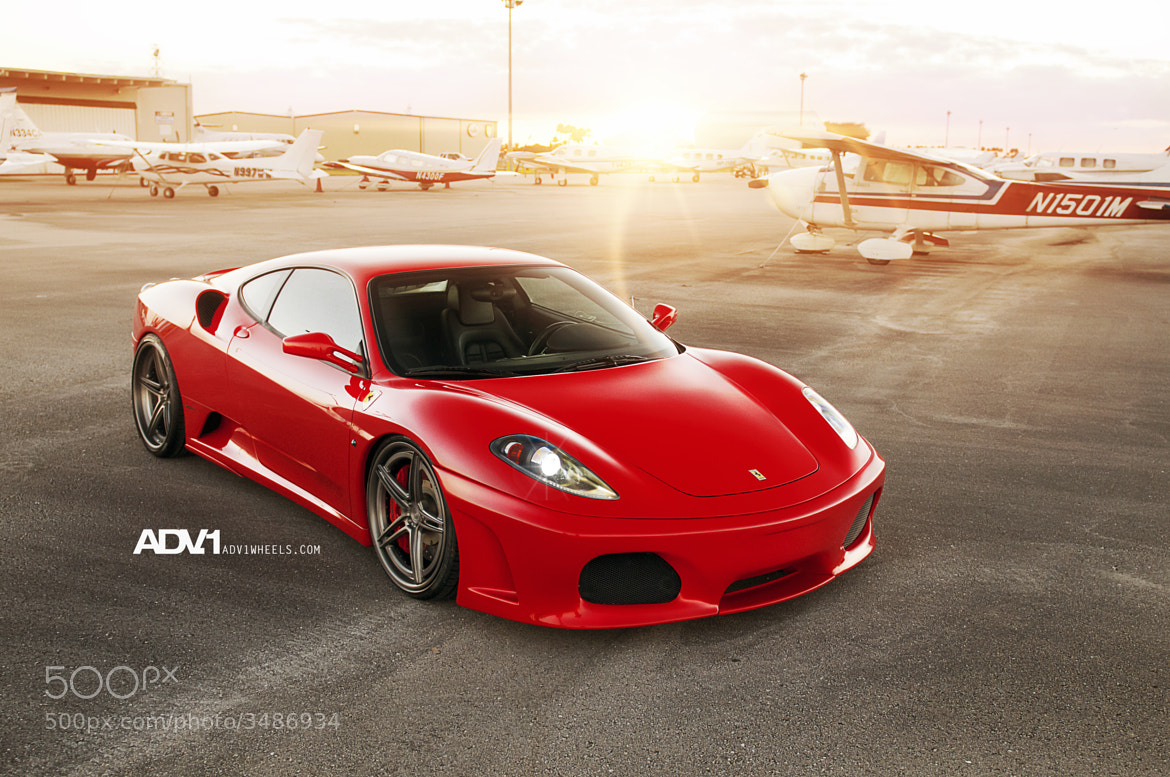 Photograph ADV.1 Ferrari F-430 by William Stern on 500px