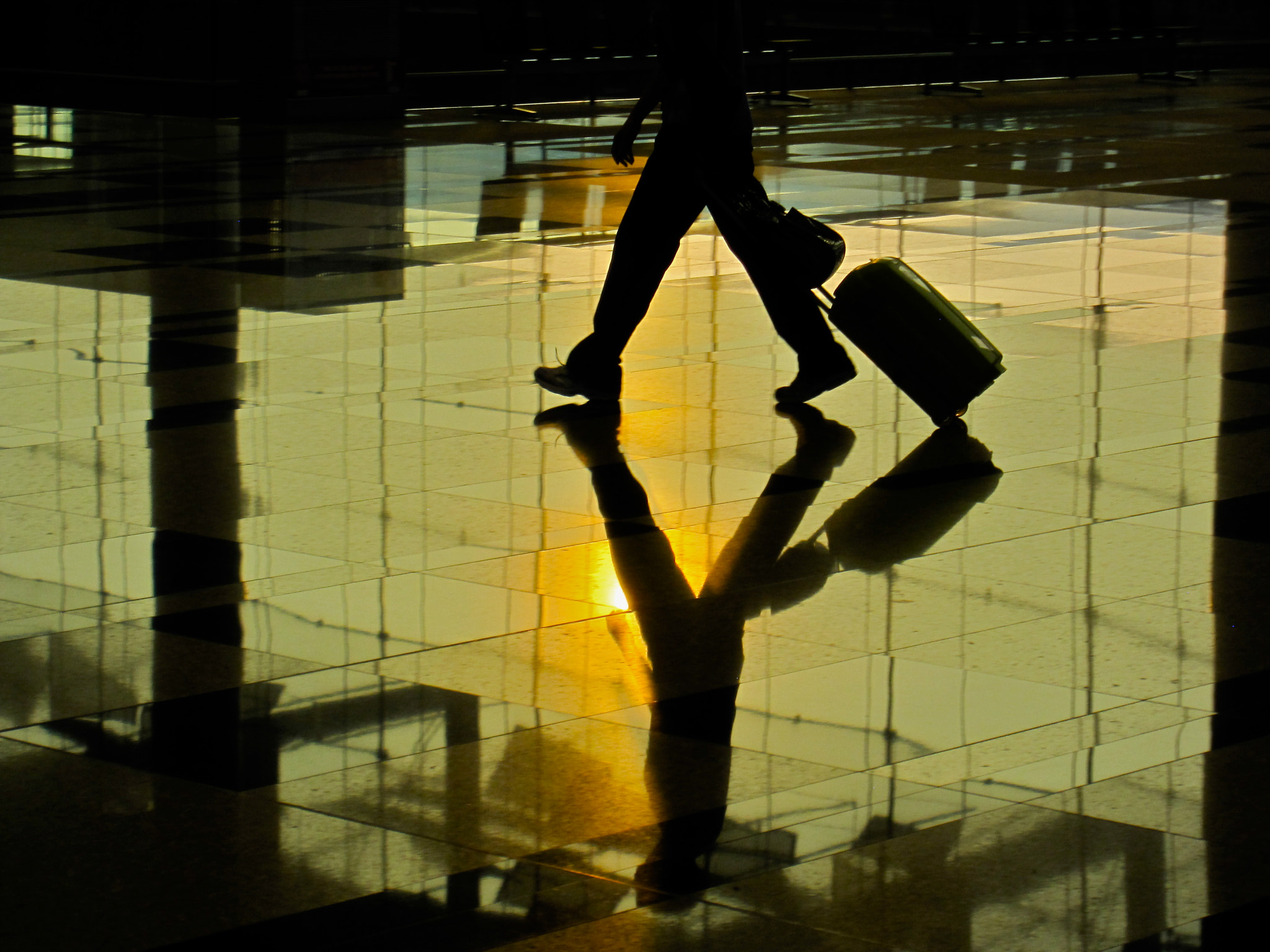 Photograph Changi Airport, Singapore by Rick Macomber on 500px