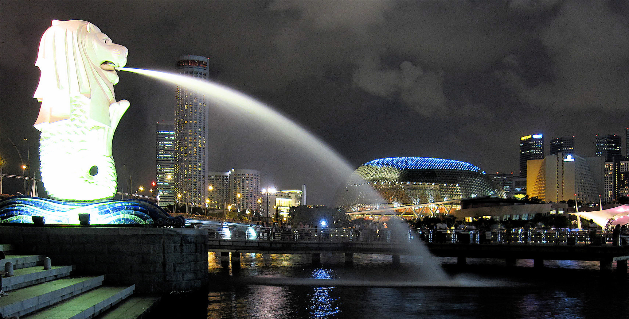 Photograph Singapore Waterfront by Rick Macomber on 500px