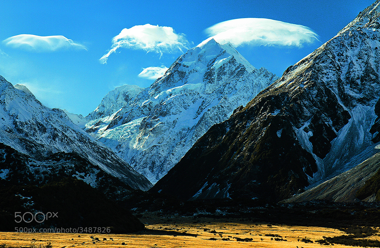 Photograph Aoraki/Mount Cook by Sebastian  Warneke  on 500px