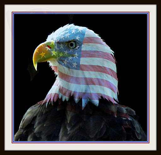 Photograph God Bless The USA by Vince Scaglione on 500px
