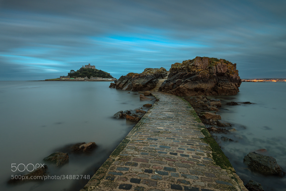 Photograph st michaels mount  by Mirek Galagus on 500px