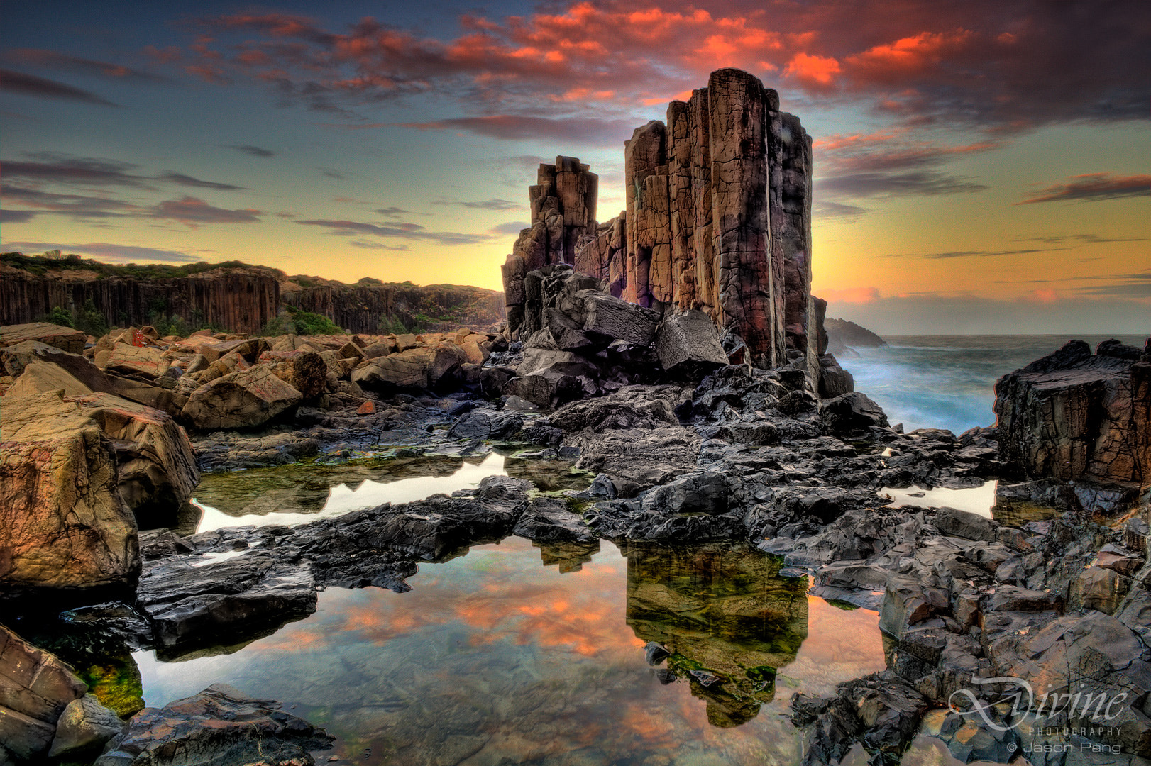Photograph Bombo Reflections by Jason Pang on 500px