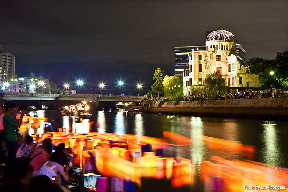 Photograph Hiroshima and bombing by Luis Rodríguez on 500px
