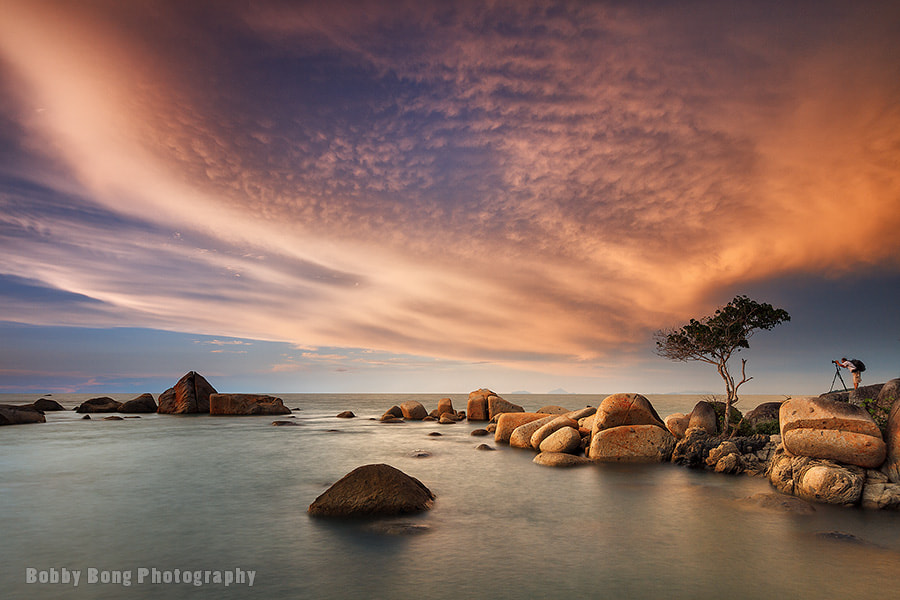 Photograph Master and Cloud by Bobby Bong on 500px