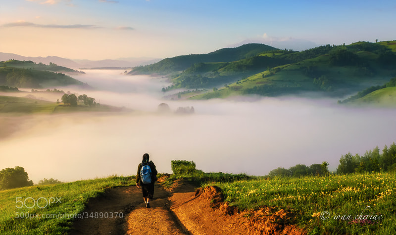 Photograph Granny in Paradise by Ioan Chiriac on 500px