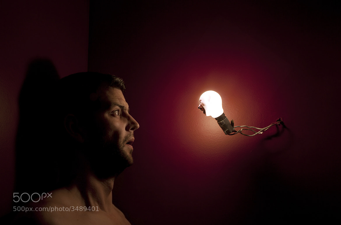 Photograph Angry Bulb by Cal Redback on 500px