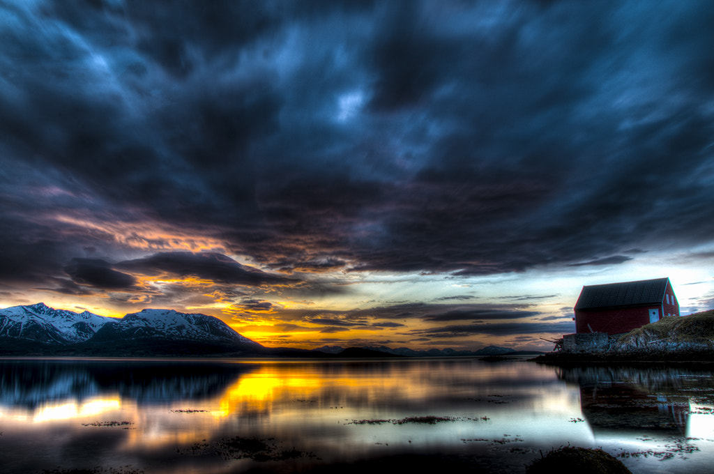 Photograph Sunrise by Espen Hanssen on 500px