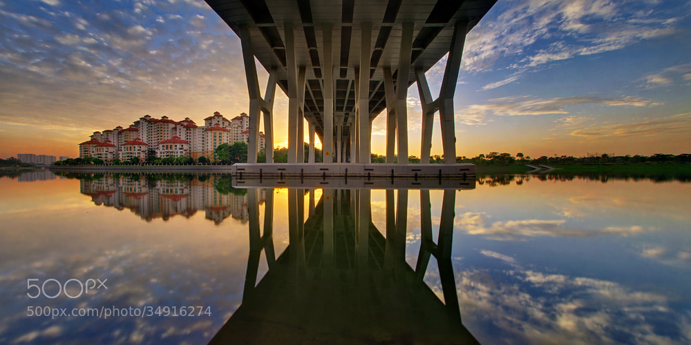 Photograph Cloudframe by WK Cheoh on 500px