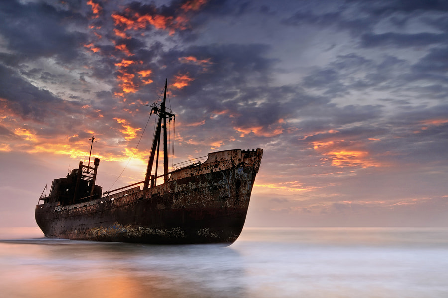 Photograph The Dark Traveler II by Mary Kay on 500px