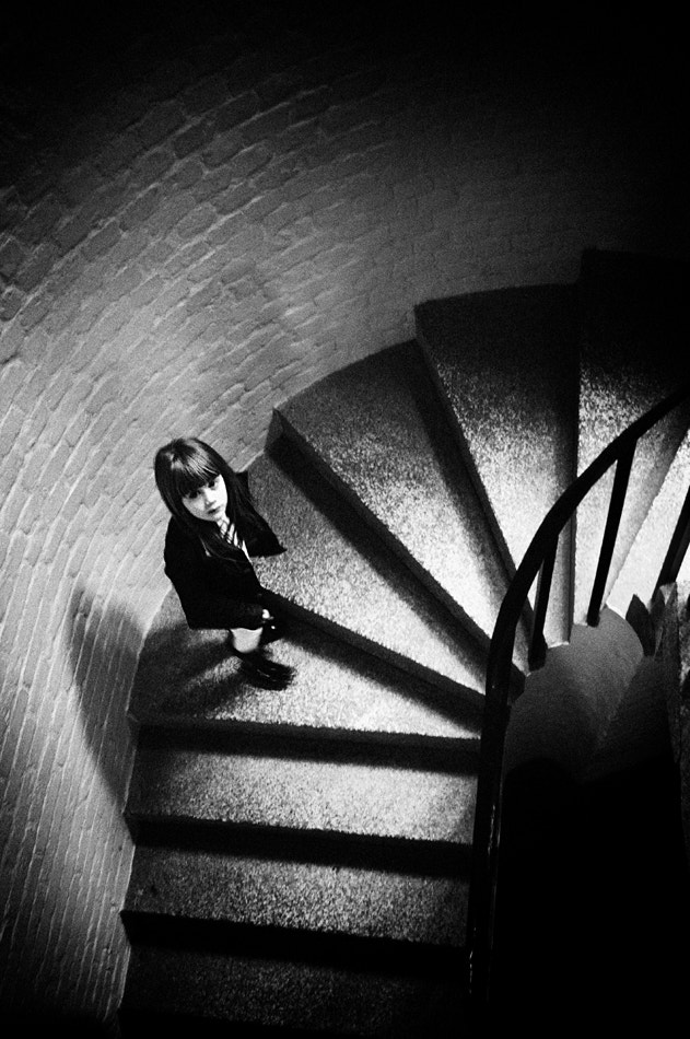 Photograph the girl by David Mar Quinto on 500px
