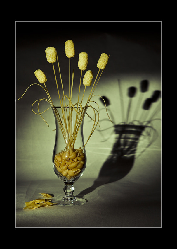 Photograph Spaghetti cocktail by Pavel Blagihh on 500px