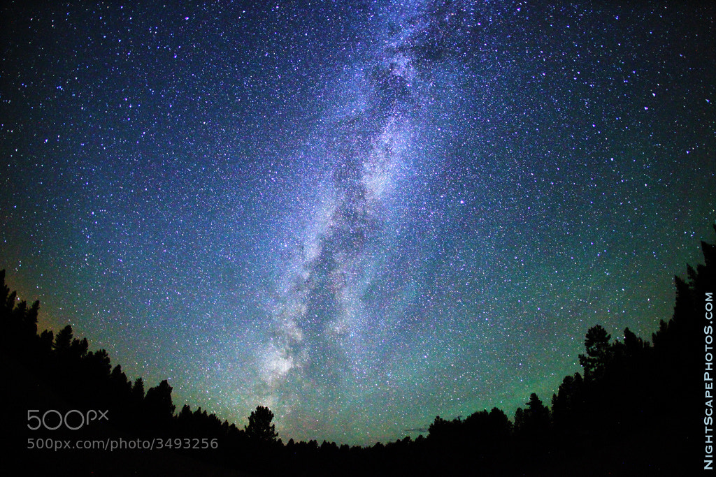 Photograph Starry Night Sky by Royce's NightScapes on 500px